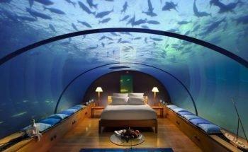 Sıradışı bir otelde konaklamak ister misiniz?