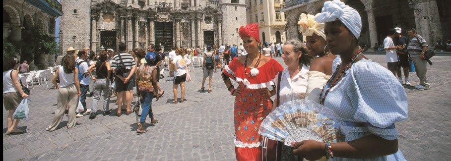 """Karayiplerin """"iyileştirme adası"""" Küba!"""