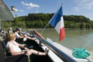 L'Europe sur le Danube en Autriche