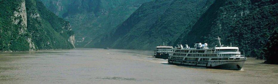 Yangtze Irmağı'nı 5 yıldızlı gemiyle gezdirecek