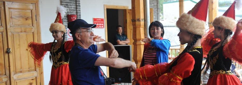 Güneşin merkezi, üzüm ve dansın başkenti: Sincan