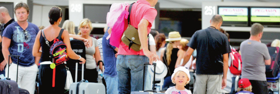 Rus turistin ibresi Türkiye'ye doğru