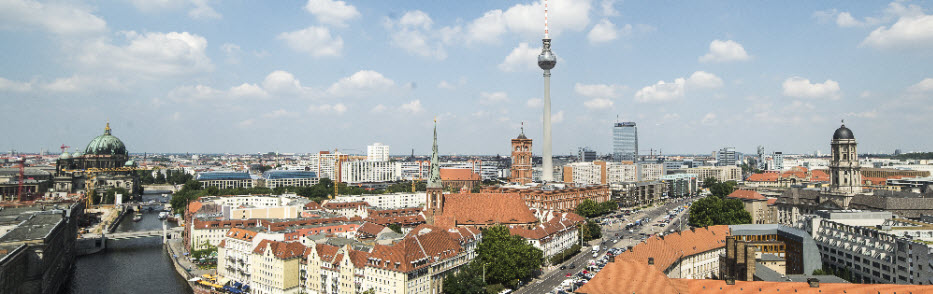 Türk ziyaretçiler, Berlin'i çok seviyor…