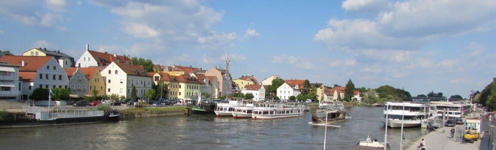 Esslingen ve Regensburg görülmeye değer!
