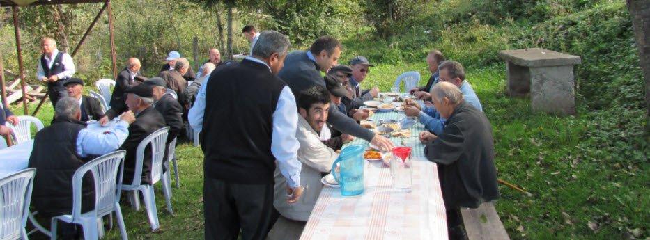 Aşure'yi gastronomi turizmde kullanmalıyız