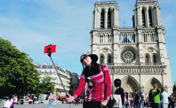 Turizmdeki beş harcamadan biri Çinli turistlere ait