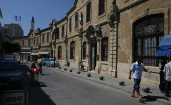 Kıbrıs'ın sokakları tarih kokuyor