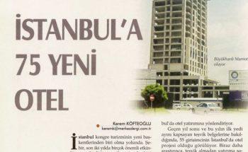 İstanbul'a 75 Otel
