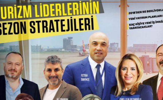 Turizm liderlerinin 2018 stratejileri