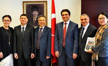 Şanghay'daki Türkleri buluşturacak