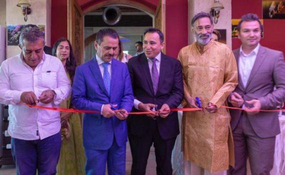 Kapadokya'da Hint Restoranı açıldı!
