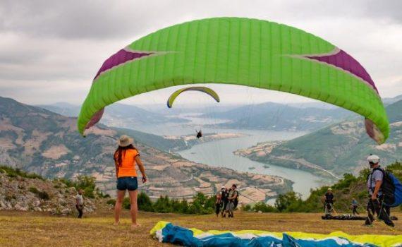 3.Kapıkayafest uluslararası doğa sporları festivali başlıyor