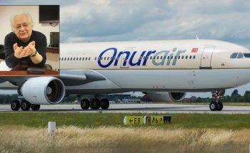 Onur Air Çinlilere satılıyor