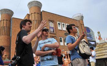Uluslararası medyadan Xinjiang izlenimleri