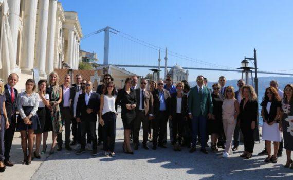 Ünlü etkinlik düzenleyicileri İstanbul'da buluşacak